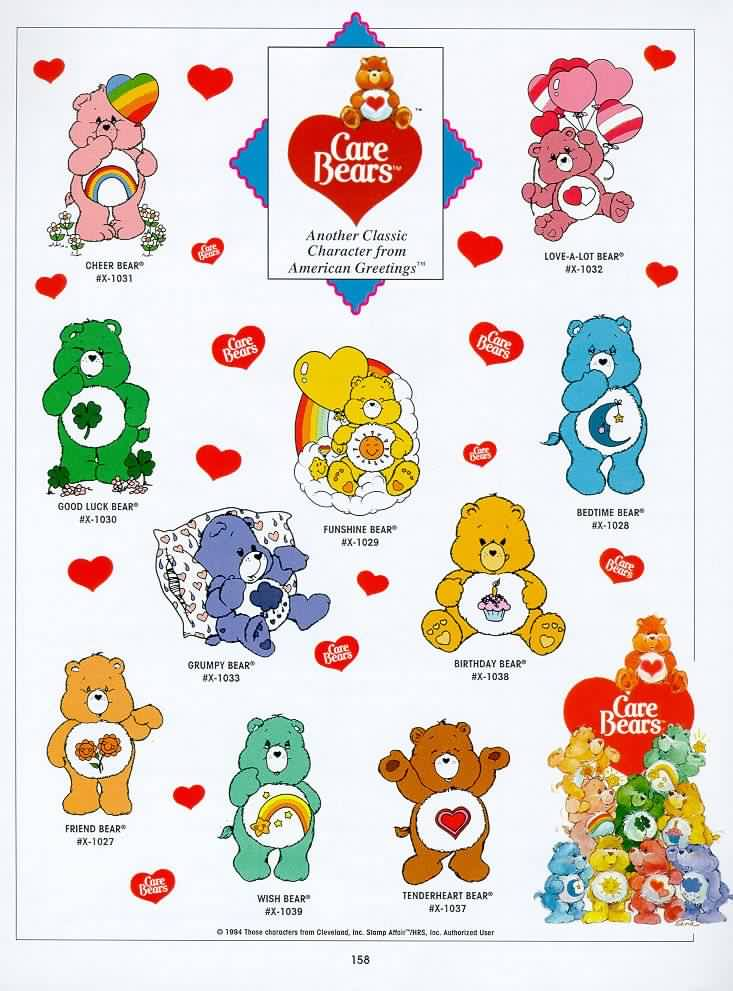 CarebearsInvasion:Our Enemies: the Care Bears(tm) - photo#14